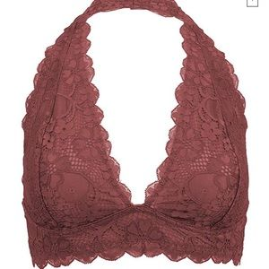 Free People Galloon Lace Soft Bra Bralette